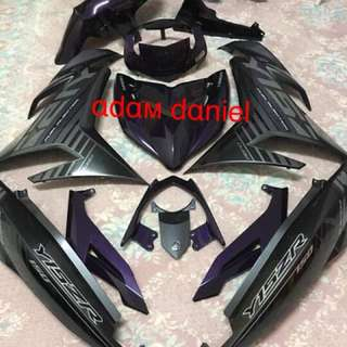 Coverset ORIGINAL Y15ZR Purple RARE!