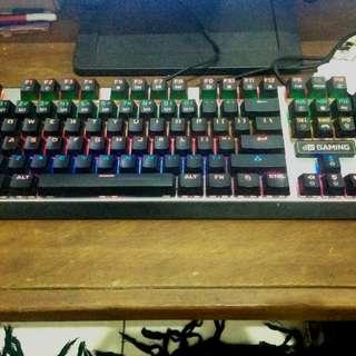 Mechanical Keyboard (Blue switch) Digital Alliance TKL K1 MECA