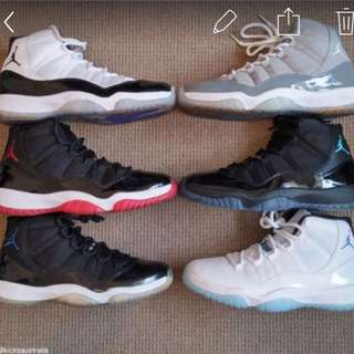 Selling Jordan Collection (All Listed In Description Below)