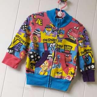 日本潮牌童裝JAM🌟男童外套🌟80公分