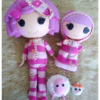 Lalaloopsy (Blanket And Pillow Featherbed)