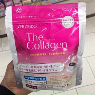 Shiesedo the Collagen