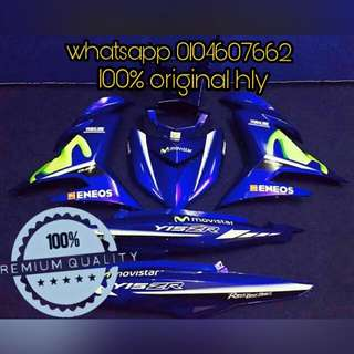 YAMAHA Y15ZR MOVISTAR COVERSET HLY 100%