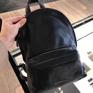 Authentic Givenchy Leather Backpack
