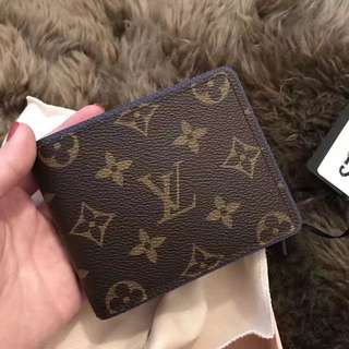 Authentic Louis Vuitton Monogram Wallet