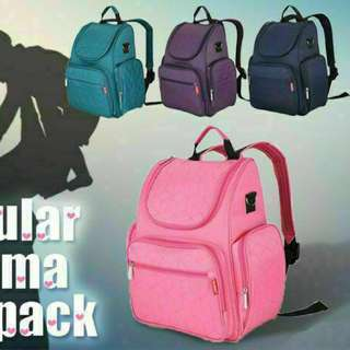 INSULAR MAMA BACKPACK