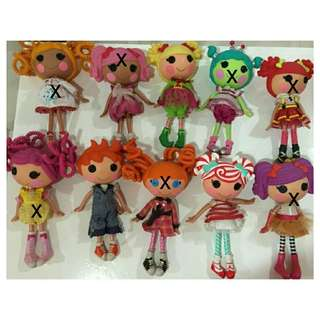 Lalaloopsy Full Size, Littles And Lala-oopsies