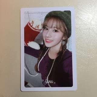 Twice Sana m&h小卡