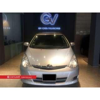 Toyota Wish 1.8A (COE till 09/2022)