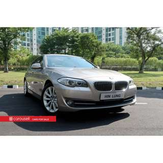 BMW 5 Series 523i Highline