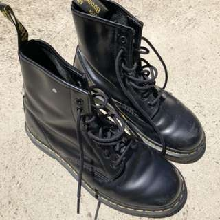 Doc Martens as new !!