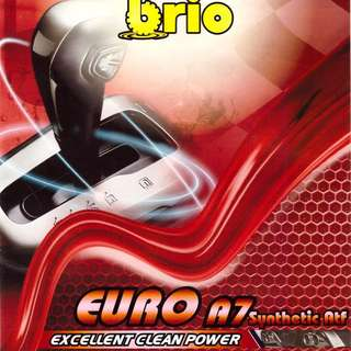 Automatic Transmission Fluid Replacement for Euro Car - CAT B >1600cc or 130bhp >1600cc