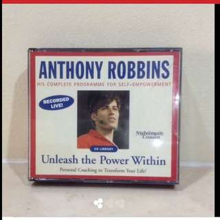 Anthony Robbins - Unleash The Power Within 6 CDs (Brand New Sealed)