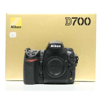 Nikon D700 DSLR Body Only (SC: 5K+)