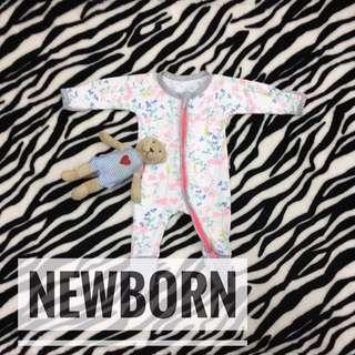 Bonds Wondersuit Sleepsuit Newborn Original