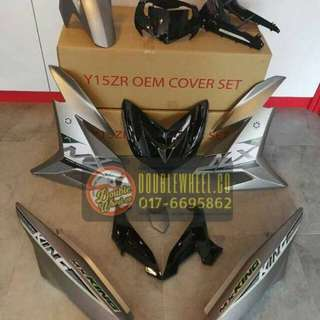 Coverset Y150 (READY STOK/PRE ORDER)