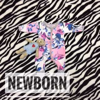 Bonds Wondersuit Sleepsuit Newborn Original