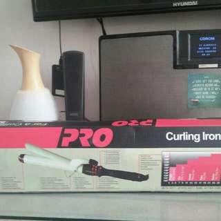 Big Curl iron