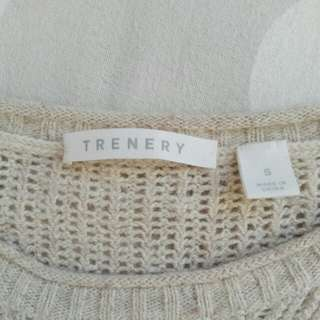 *REDUCED PRICE* Trenery knit top