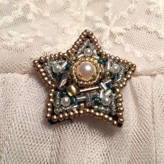 Dress/ handbag pin - brooch