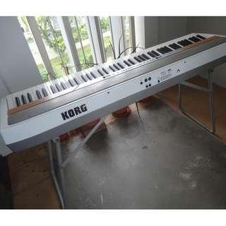 KORG Electronic Piano 88 Keys Keyboard