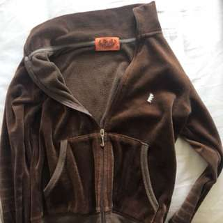 Juicy Couture sweater (brown)