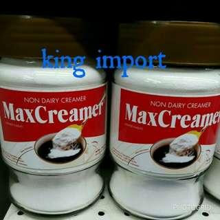 Mx creamer 450gram  kemasan jar  non dairy creamer