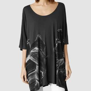 Allsaints onyx dream tee | small/medium