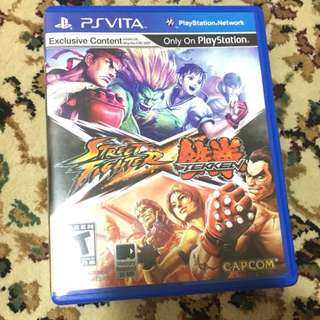 Street Fighter x Tekken & Need For Speed (Most Wanted)