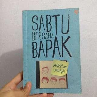 Novel SABTU BERSAMA BAPAK