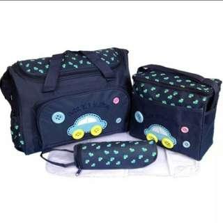 Diaper bag one set