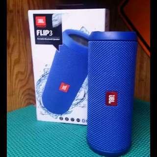 Pre-owned JBL Flip 3 Bluetooth speaker with warranty