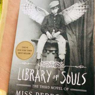 Miss Peregrine's Library of Souls
