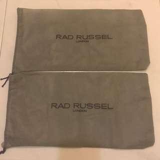 Rad Russel (Non-woven) Dust Bag