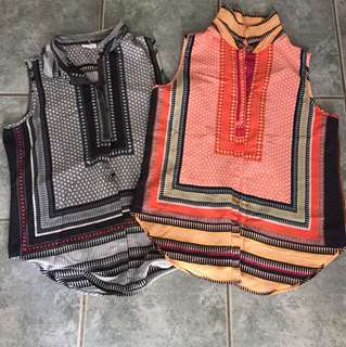 Ladies tops size L