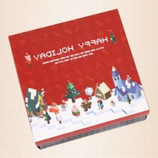 🚚 聖誕節系列蛋糕盒