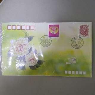 1993年中國郵票-猴年+雞年,送猴迎雞