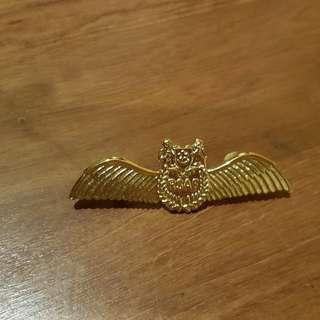 RSAF pilot pin