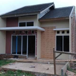 Rumah Murah Deket Tol Jati Asih Akses Jalan 3 mobil