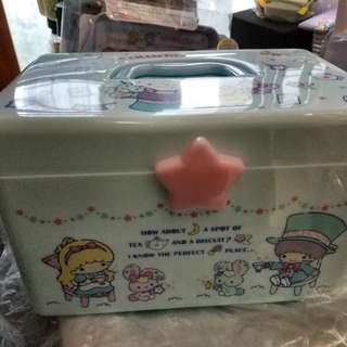 Little Twin Stars 膠盒