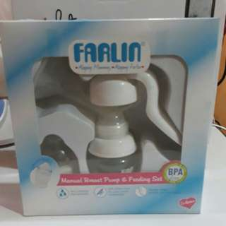 Farlin manual pump