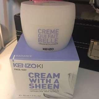 Kenozi facial moisturiser
