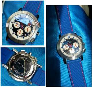 Jam Tangan Mitch&Marc Authentic