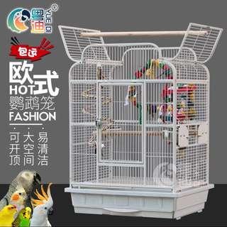 全新鸚鵡籠