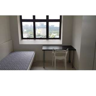 Rental Common Room for Rent @ Central - Right Beside Commonwealth MRT(EW20/Green Line) - No Agent Fees!