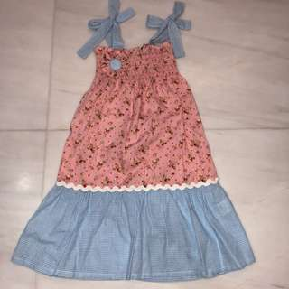 Oobi dress (from Australia), Sz 7yrs