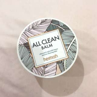 All Clean Balm Heimish