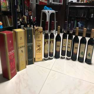 90s wine collectables brand new