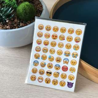 🧡 Emoji Sticks