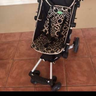 Quicksmart pockit Stroller#feb50